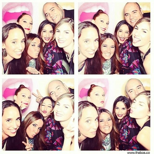 Cover Girl Family