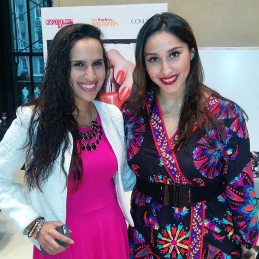 Mercedes Sanchez & Jackie Gomez