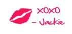 xoxo Jackie